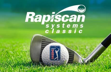 Rapiscan Systems Classic Golf Tournament