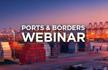 Ports Borders Webinar