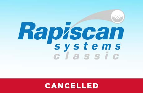 Rapiscan Systems Classic Cancelled